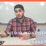 Social Media Management vs. Social Media Marketing